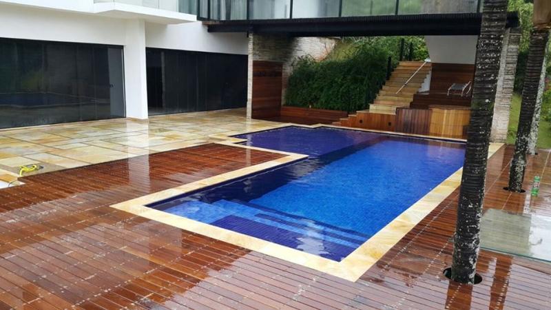 Impermeabiliza o de piscina em alvenaria tecnoimp - Impermeabilizantes para piscinas ...