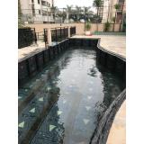empresa especializada em impermeabilização de piscina de azulejo Iguape