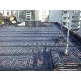 impermeabilização com banho de asfalto quente para laje preço Jd São joão