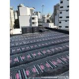 impermeabilização com banho de asfalto quente para laje valor Água Rasa