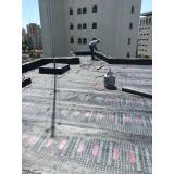 onde tem impermeabilização com banho de asfalto quente para laje Itanhaém